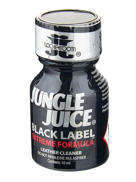 Попперсы JJ Black Label (Канада) 10 мл